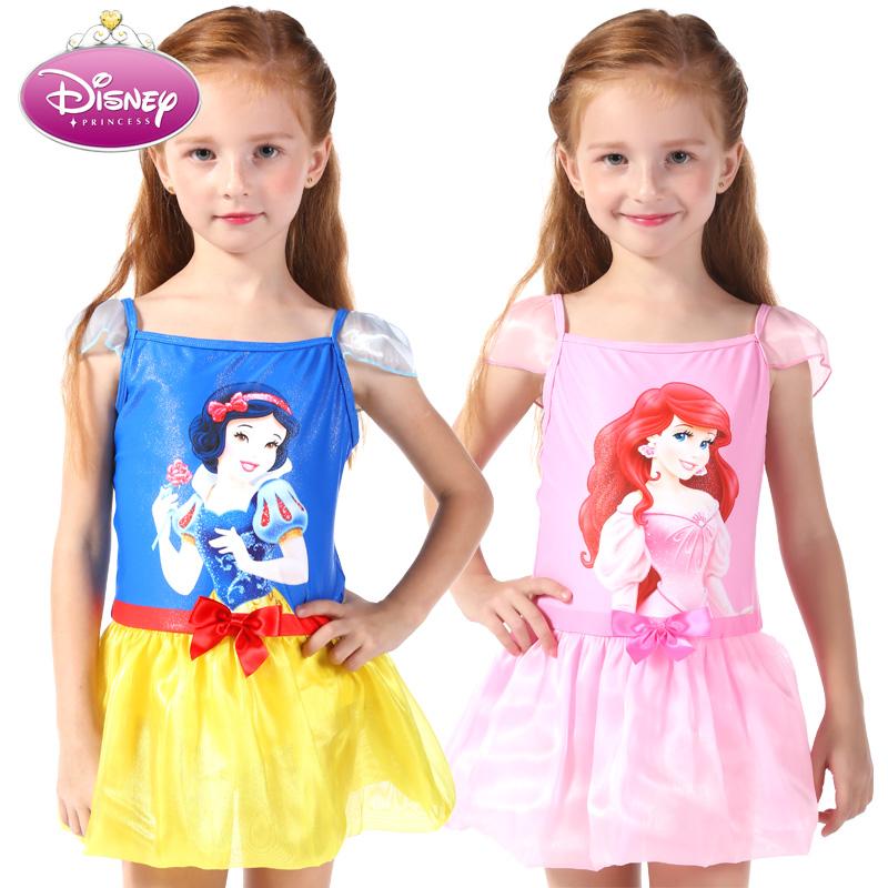 45f7d690e0 Buy Disney childrens swimwear piece swimsuit girls 16 years of the new  korean baby girl princess dress style swimwear in Cheap Price on Alibaba.com