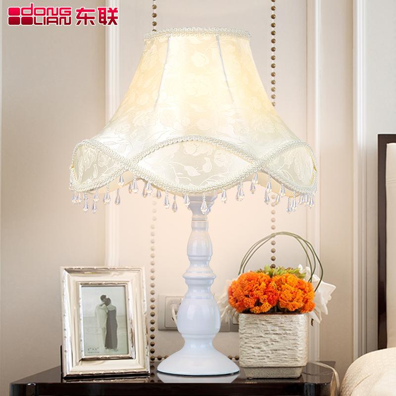 East of the modern minimalist fashion pattern table lamp bedroom lamp  bedside lamp bedroom lamp creative decorative lighting