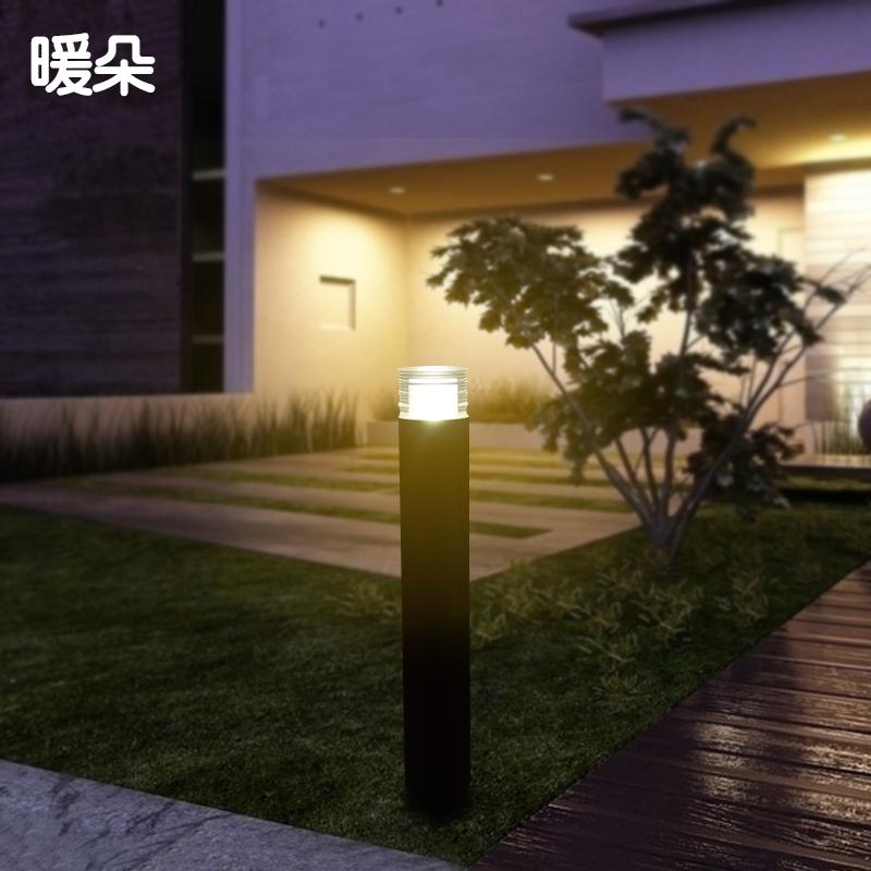 European Duo Warm Lawn Light Waterproof Outdoor Garden