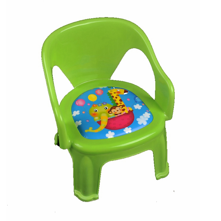 Beau Free Shipping Thick Plastic Chairs Chairs Chairs Jiaojiao Small Child Baby  Chair Kindergarten Children Small Stool Chair