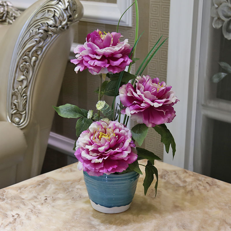 Buy fresh big peony flower artificial flowers artificial flowers buy fresh big peony flower artificial flowers artificial flowers suit fake flowers silk flower floral decoration living room coffee table dining table mightylinksfo