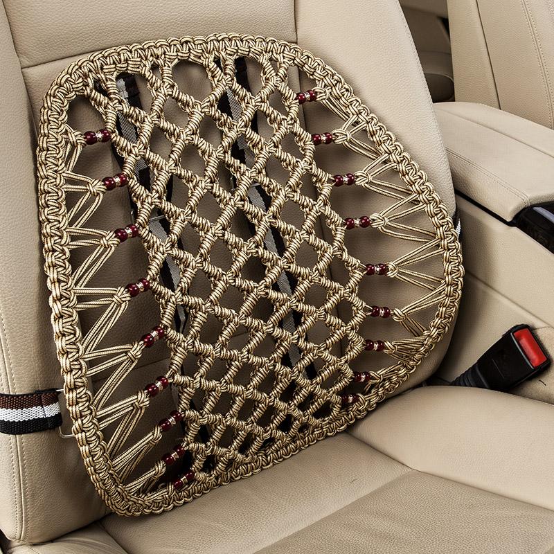 Buy Genuine Breathable Chair Car Back Waist Lumbar Cushion Pillow Cushions Office Chair Back Cushion Lumbar Pillow In Cheap Price On Alibaba Com