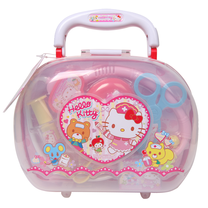 c0738934bb31 Buy Genuine hello kitty hello kitty box kt-50043 nurse nurse role play  house toys in Cheap Price on m.alibaba.com