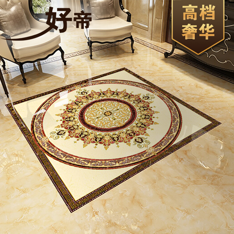 Buy Good Emperor Euclidian Geostrophy Mosaic Tile Living Room