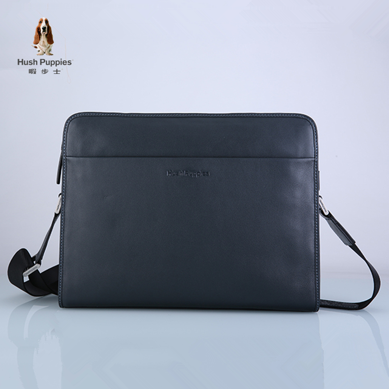 5c237653f Buy Hush puppies/hush puppies counter HA-155105 leather man bag casual  shoulder bag diagonal 5-557 in Cheap Price on m.alibaba.com