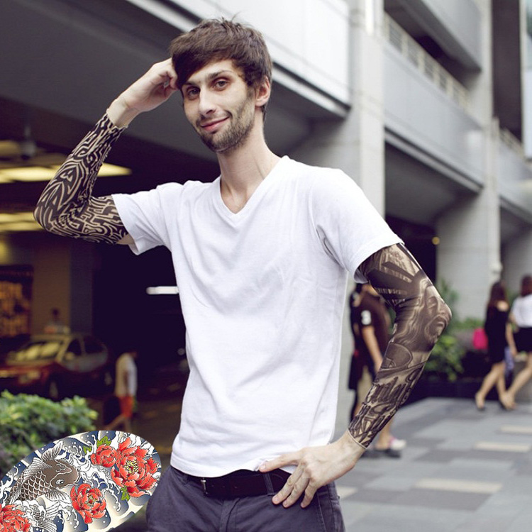 Buy Influx Of Men Tattoo Sleeve Tattoo Sleeves Riding Tattoo Flower