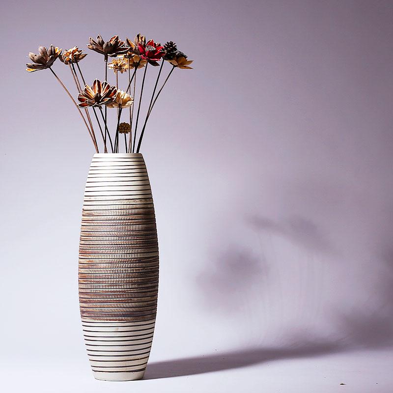 Alibaba & Buy Jingdezhen ceramic floor vase large vase of dried floral ...