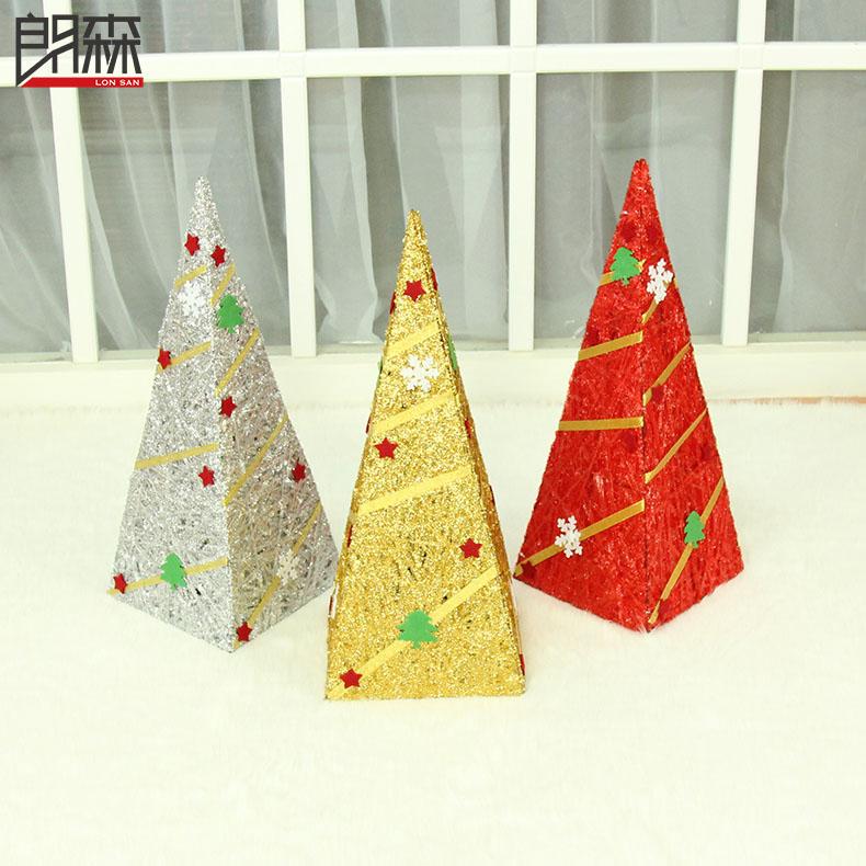 Buy Lang sen christmas window sticker christmas sticker christmas ...