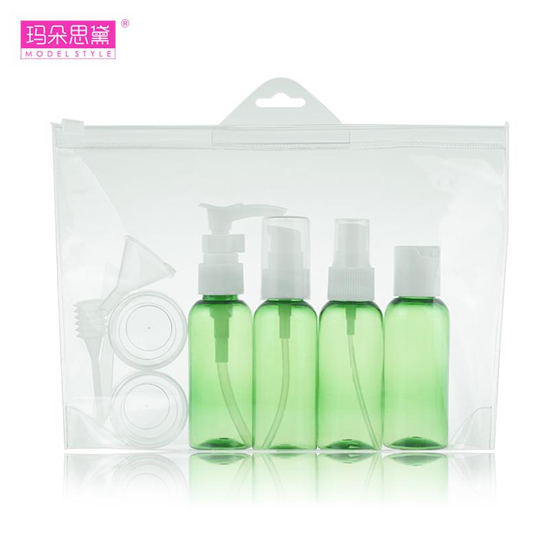 de9d8d931e5d Buy Maduosidai travel points bottling cosmetic bottles set 9 sets of ...