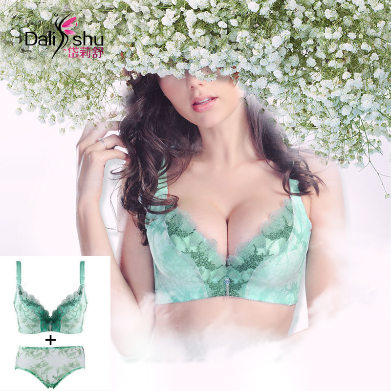 209a7d65e9b7b2 Buy Ms. sexy lingerie bra set girls gather close furu thin adjustable  underwear large size bra students in Cheap Price on m.alibaba.com