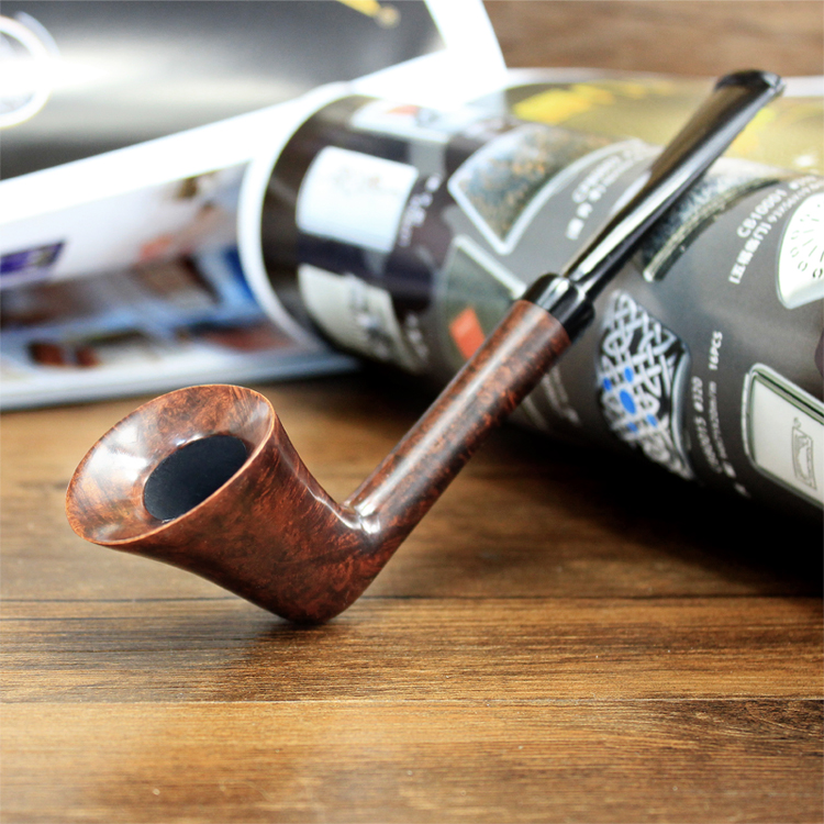 Buy New bee handmade briar pipe tobacco pipe smoking pipe tobacco