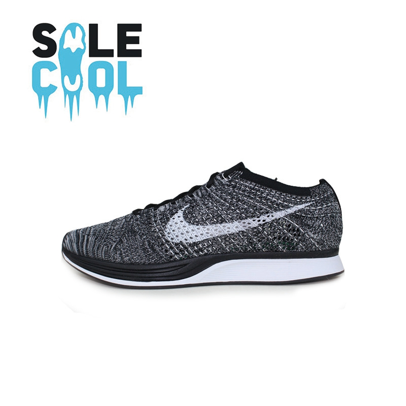 watch 32c19 c659f Buy Nike nike flyknit racer black and gray green yellow tech running shoes  fly line 526628-012-401 in Cheap Price on m.alibaba.com