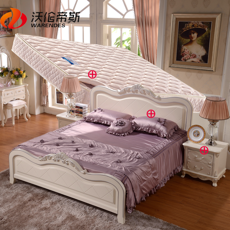 Buy Otis Warren Bedroom Furniture Continental Bed Double French 18 M Korean Style Garden Princess In Cheap Price On Malibaba