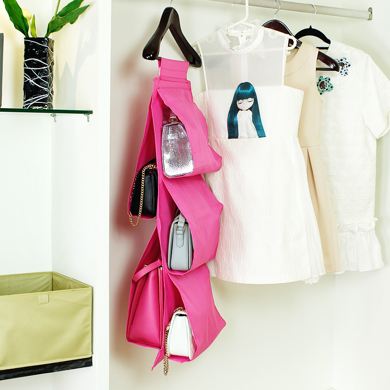 Recommended For You. Oxford Cloth Wardrobe Closet Storage Bags Hang ...
