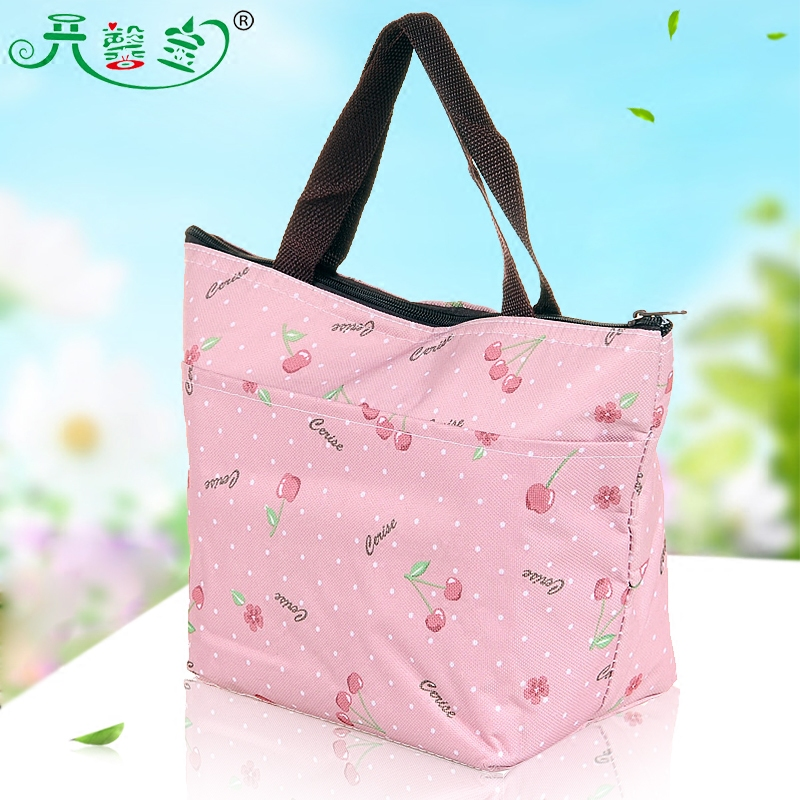 881f640d9b8d Buy Portable waterproof oxford cloth lunch bag insulation lunch bag with rice  bag lunch bags thicker insulation large installed in Cheap Price on  m.alibaba. ...