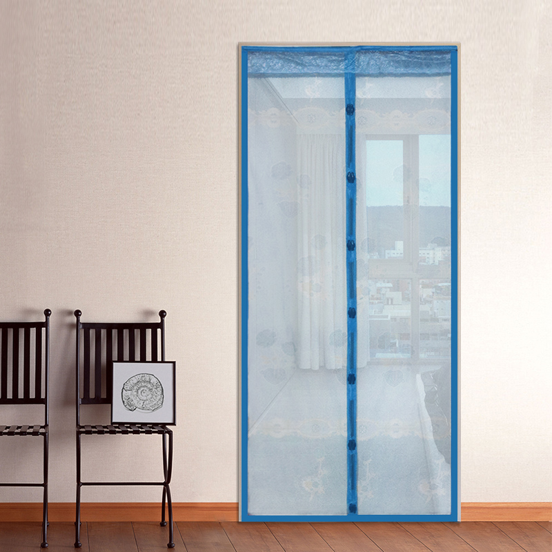 Buy Diy magnetic screen door mosquito curtain fumes from the ...
