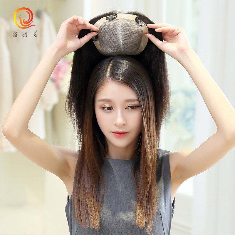 Buy Prepare yufei real hair bangs hair piece toupee handwoven head cover  gray hair replacement piece wig piece head bangs piece in Cheap Price on  m.alibaba. ... 0d518ce4ad56