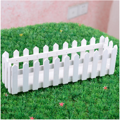 Buy Qi Hang White Wooden Fence Floral Container Wooden Flower Flower Flower  Arrangement Dedicated Pure Wood Props Shooting In Cheap Price On  M.alibaba.com