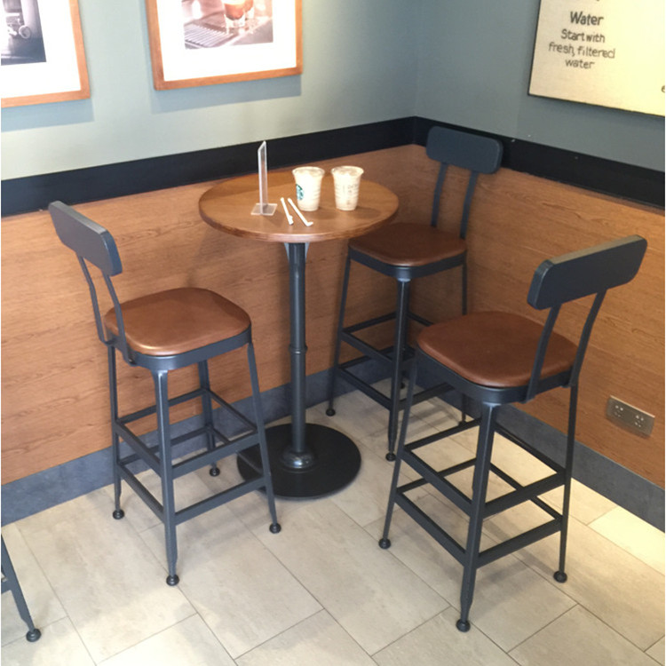 Superb Buy Red Gang American Iron Bar Stool High Chair Bar Stool Gmtry Best Dining Table And Chair Ideas Images Gmtryco