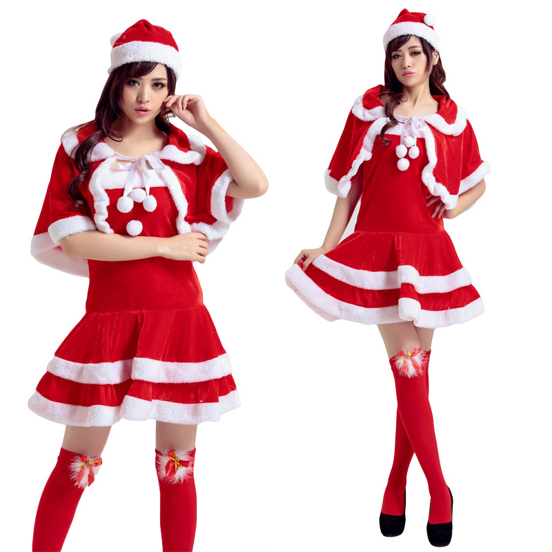 Buy Santa claus costume dress christmas costume christmas costume christmas  clothes adult female models sexy baby girl in Cheap Price on m.alibaba.com - Buy Santa Claus Costume Dress Christmas Costume Christmas Costume
