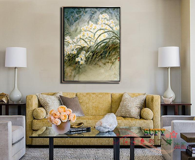 Buy Scfy Handmade Oil Painting Home Decor Modern And Stylish