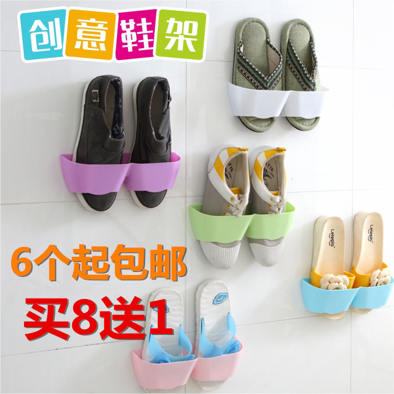 Special Simple Shoe Hanging Rack Paste Three Dimensional Wall Storage Device In Price On M Alibaba