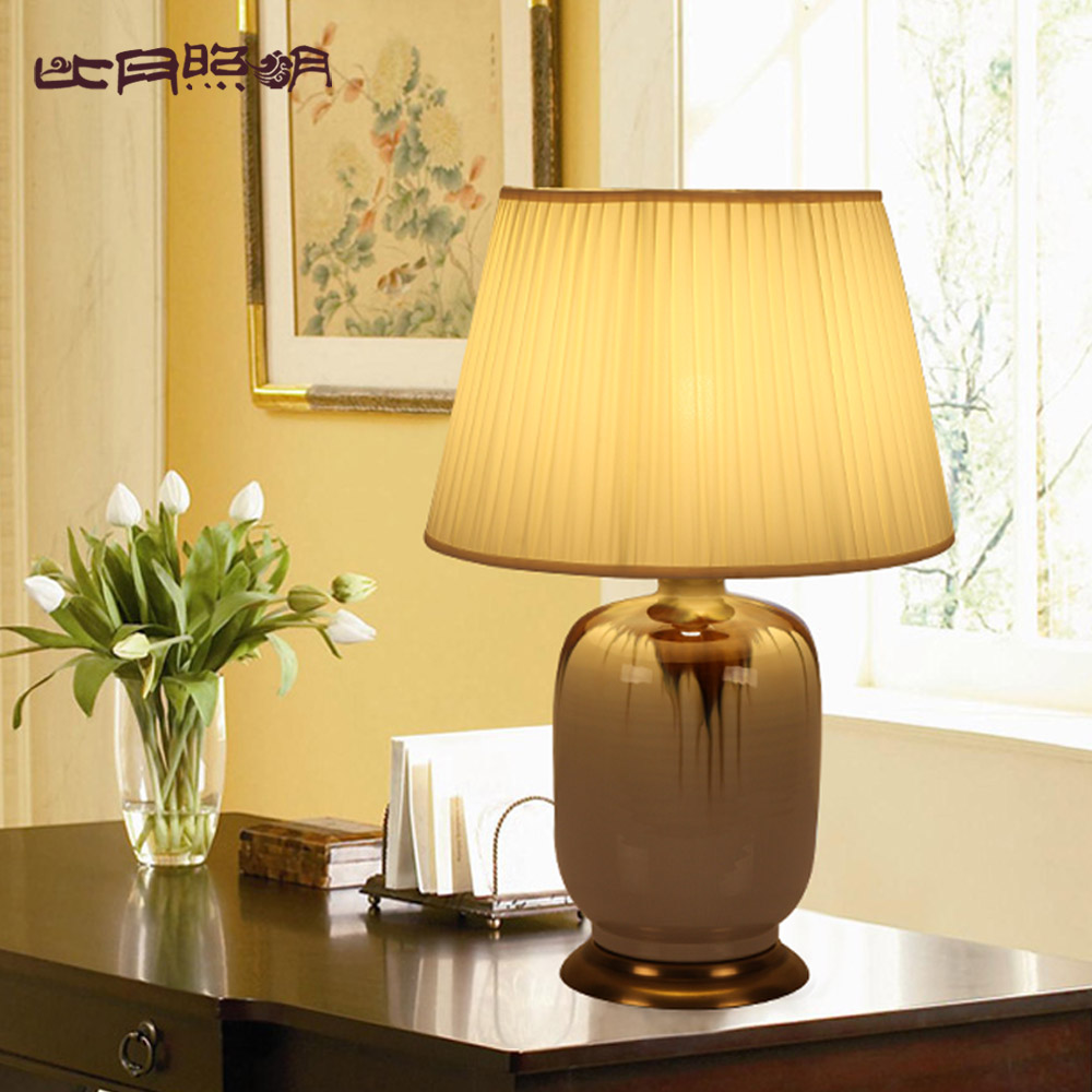 Buy than the month of modern chinese ceramic lighting ceramic table buy than the month of modern chinese ceramic lighting ceramic table lamp bedroom bedside lamps living room lamp creative wine shop 3250 in cheap price on aloadofball Choice Image
