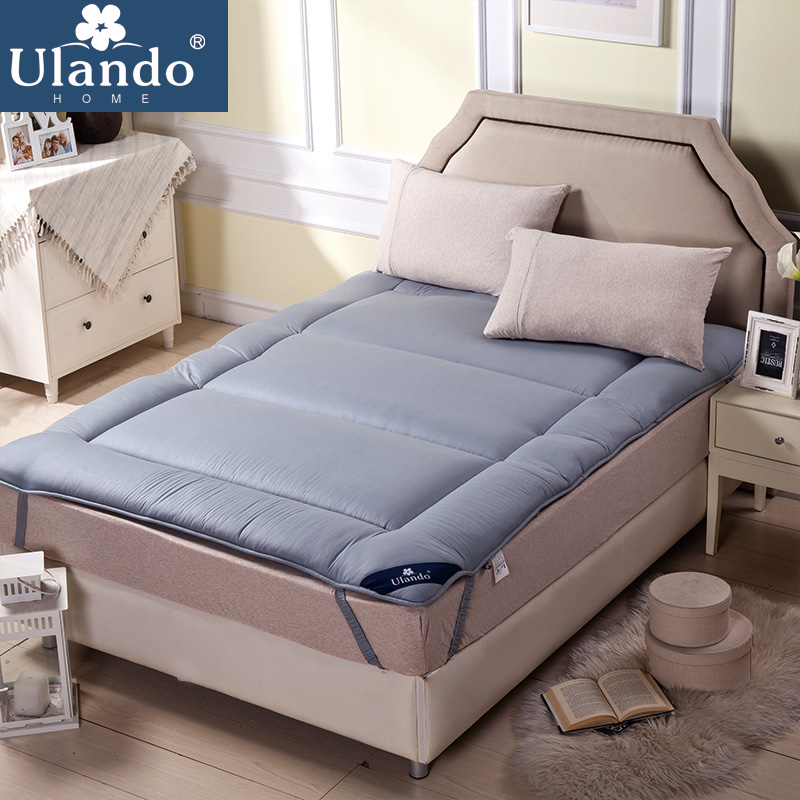 Turandot Excellent 8cm Thick Bamboo Tatami Mattress Single Double Futon Pad Is Student