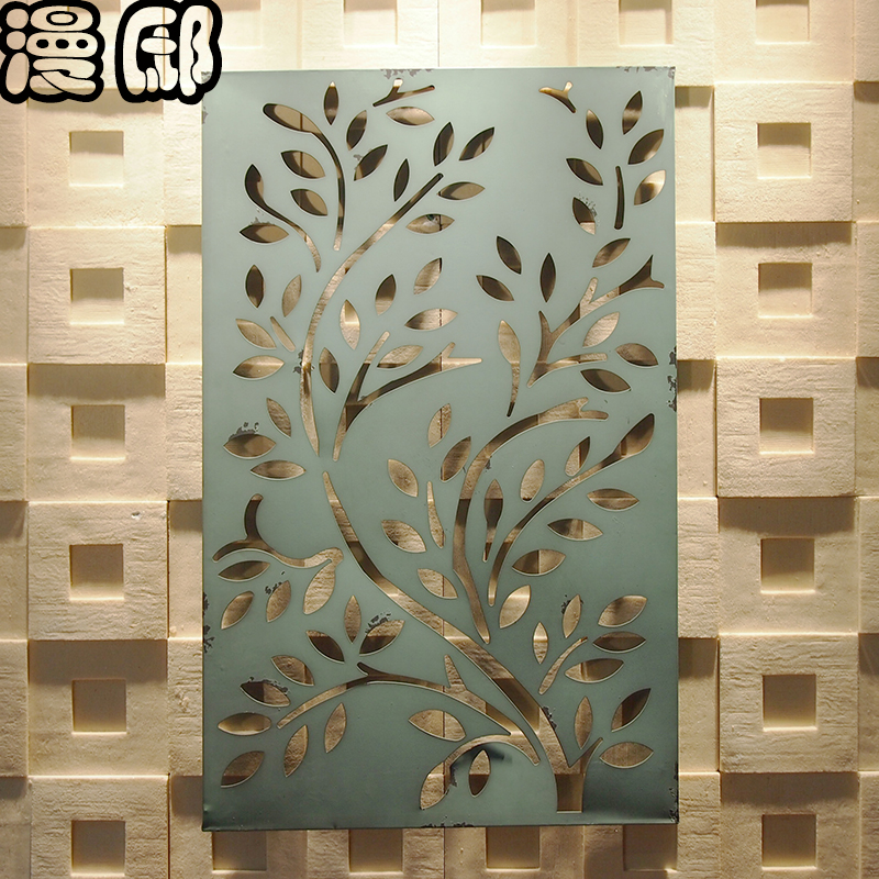 Tv Wall Hanging Wrought Iron