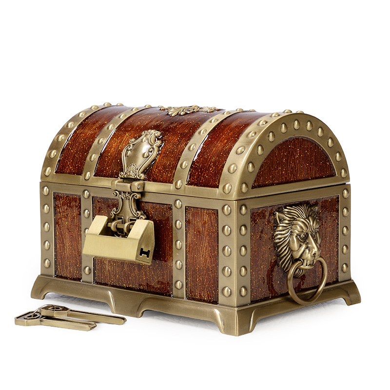 Charmant Buy Upscale Vintage Jewelry Box European Jewelry Box Jewelry Box Creative  Palace Antique Treasure Chest Storage Box With Lock In Cheap Price On  M.alibaba. ...