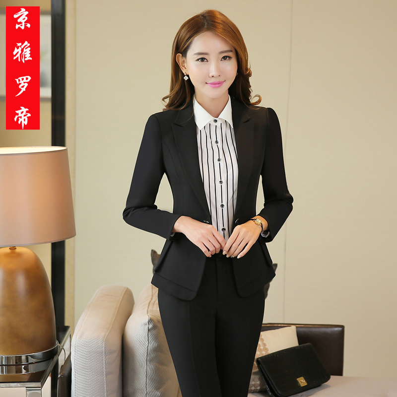 Buy Women Wear Suits Spring And Autumn Ol Long Sleeve Dress Slim