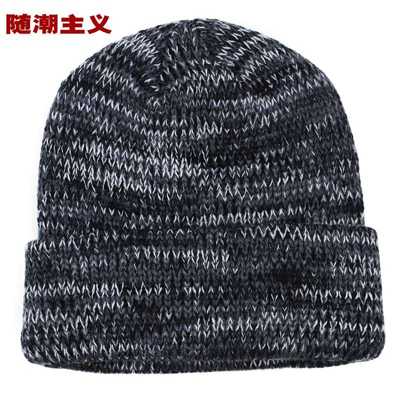 132e6815d7572 In the elderly warm hat men outdoor winter hat korean baseball cap woolen  hat ear cap lei feng cap plus velvet