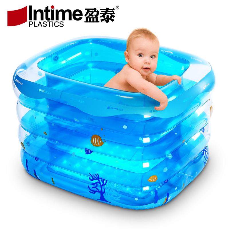 Buy Aetna newborn baby swimming pool inflatable baby bath tub ...