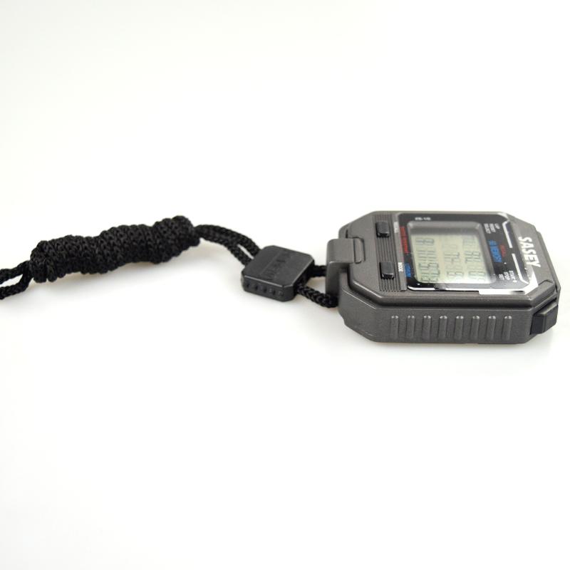 正品沙逊秒表ZS-1G跑步田径比赛训练60跑道多功能教练裁判计时器