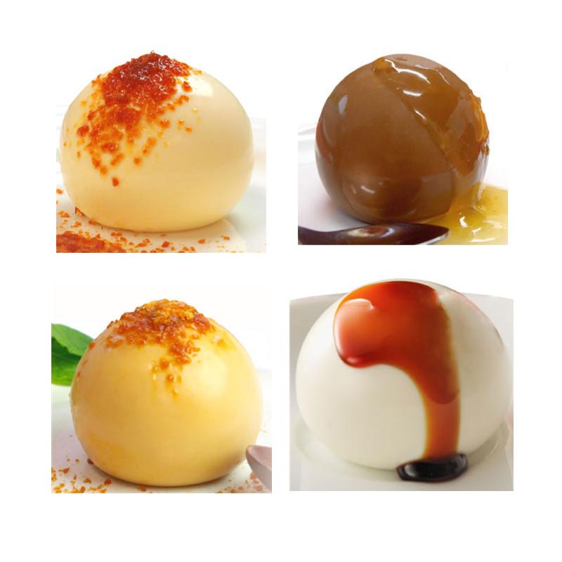 【淘宝吃货】日本北海道布丁网红零食Bocca气球布丁牛奶布丁4枚入