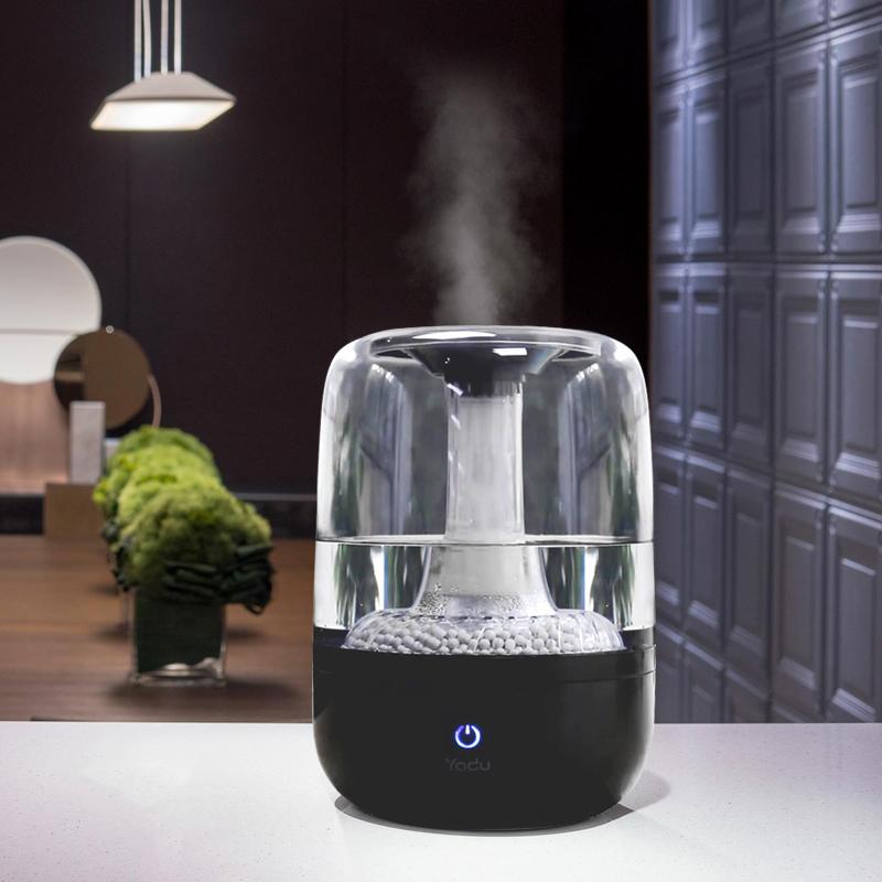 亚都空气加湿器家用大容量上加水办公室卧室孕妇婴儿房小型S040