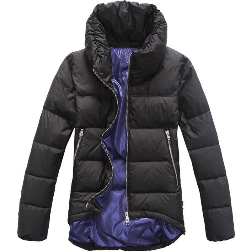 2018年秋冬新品女士加厚保暖短款宽松休闲羽绒棉服棉衣特价