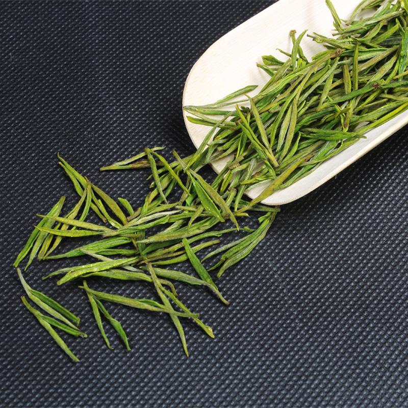 雨前特级绿茶珍稀春茶叶 200g 芳羽安吉白茶礼盒装 新茶上市 2018