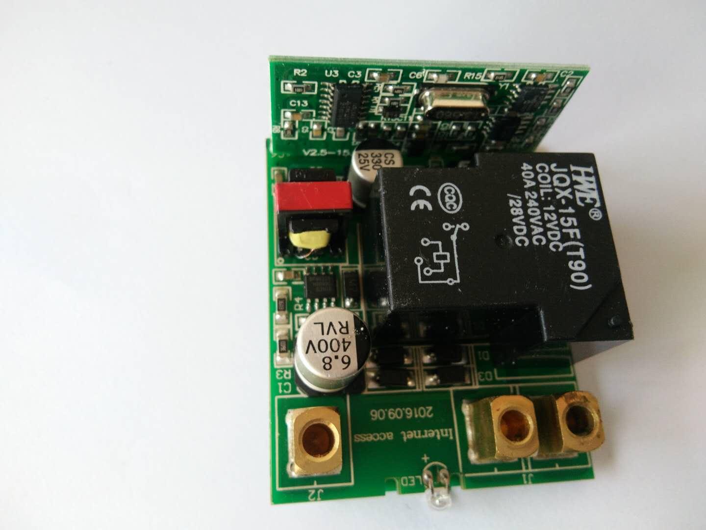 汉庭酒店宾馆MF1高频感应卡取电开关 mifare M1 插卡取电开关 40A
