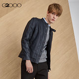 G2000 Men's fashion mall with spring and summer classic leather motorcycle leather jacket male 91,120,530