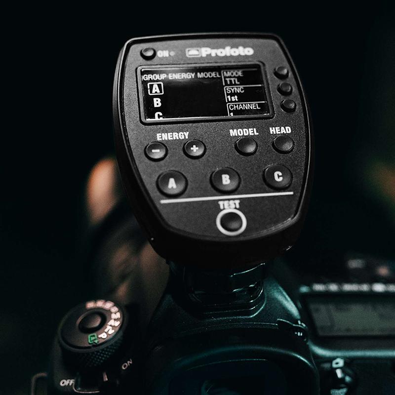 保富图 profoto Air Remote TTL-C 遥控引闪器 适用于佳能相机