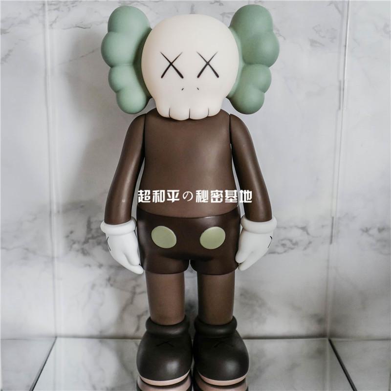 chn kaws潮流16寸原型37cm手办公仔摆件潮牌模型玩偶玩具装饰搪胶
