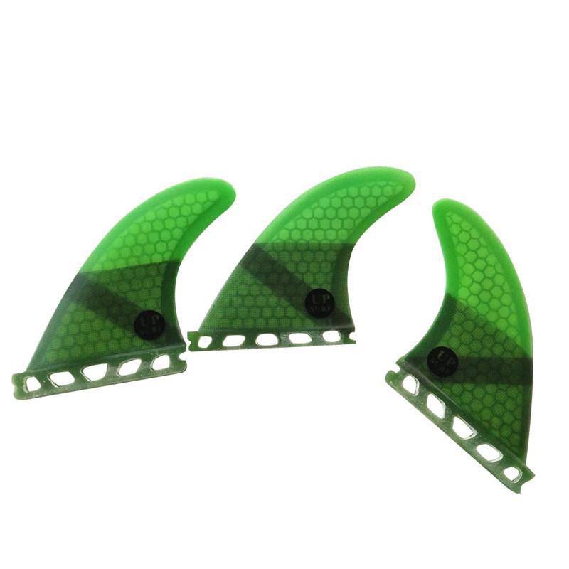 玻纤尾鳍 G5 future 冲浪板配件 FINS SURF 冲浪板鱼鳍碳纤尾舵 UPSURF