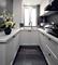北京整体橱柜定制石英石不锈钢台面现代欧式经济型家用厨房定做