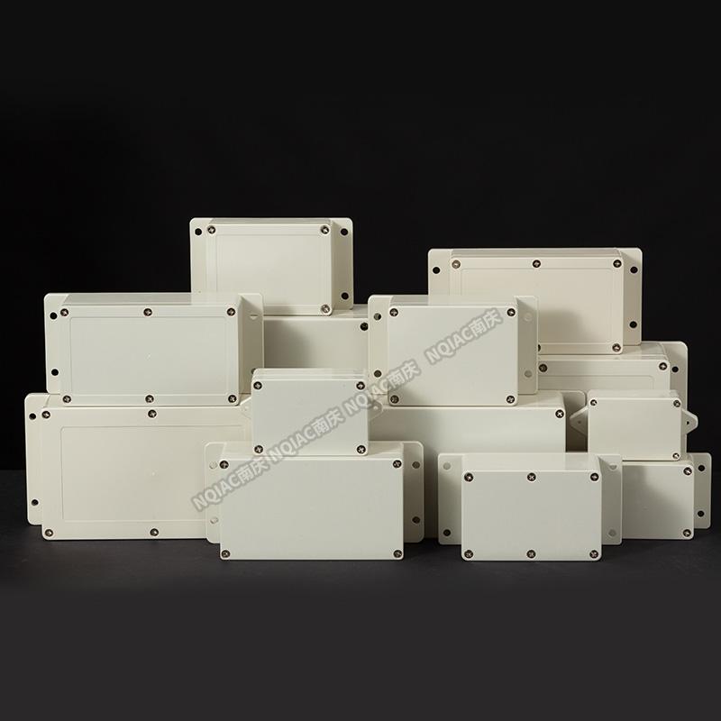 防水接线盒 电源箱 塑料配电箱 过线盒 室内外防水监控盒 端子盒