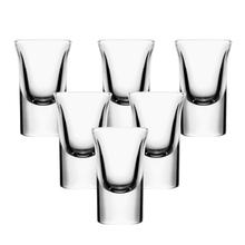 【6只装】白酒杯烈酒杯酒杯套装家用