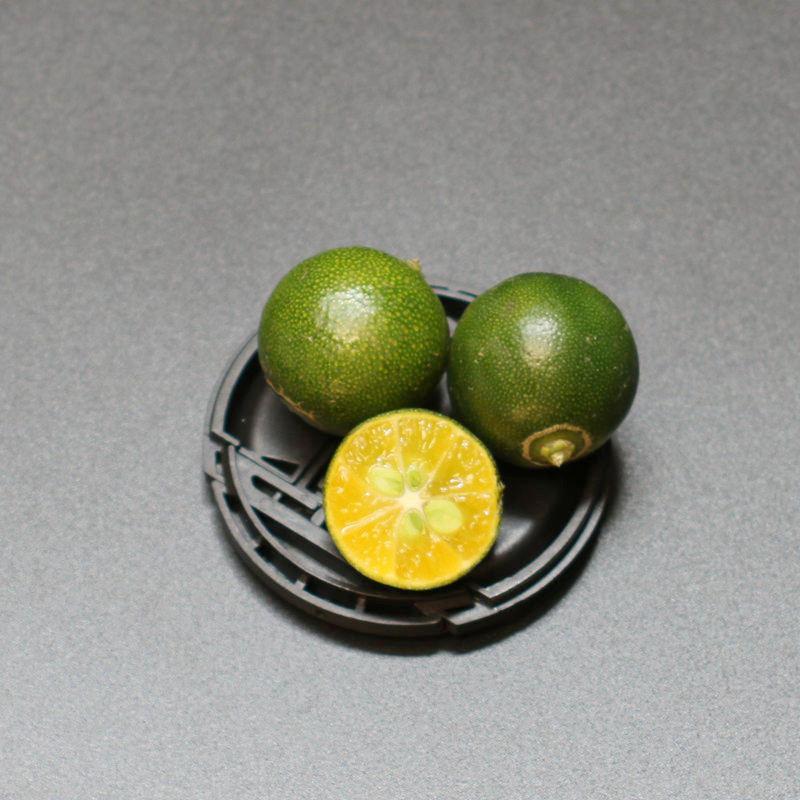 青金桔新鲜清香皮薄多汁不苦奶茶店有仔小柠檬类南方水果5斤包邮