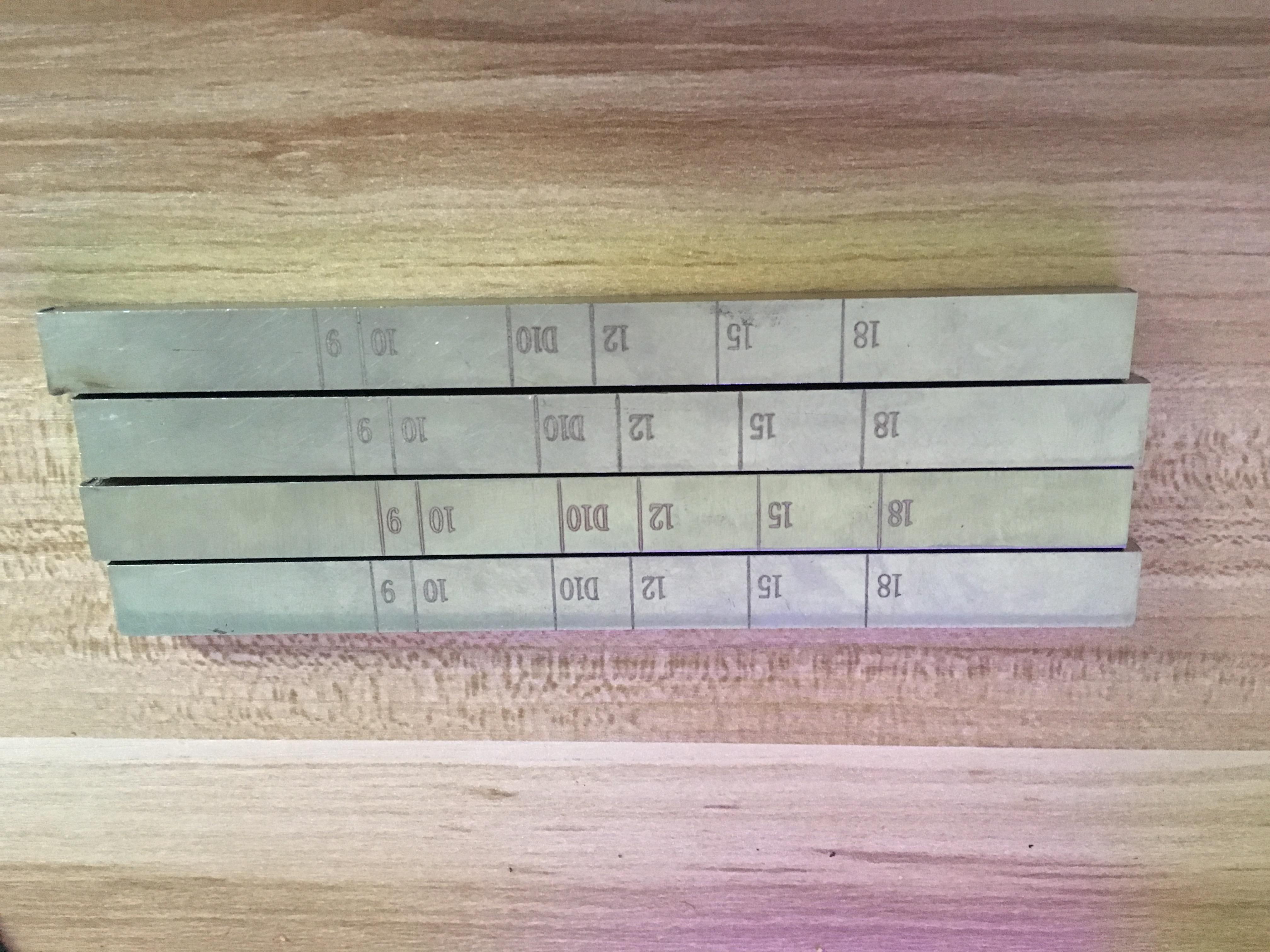 201/304不锈钢激光切割白钢板加工定制钢排零切不锈钢带分条定制