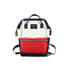 双肩包女2019新款学生书包旅行大容量外出妈妈包时尚多功能背包