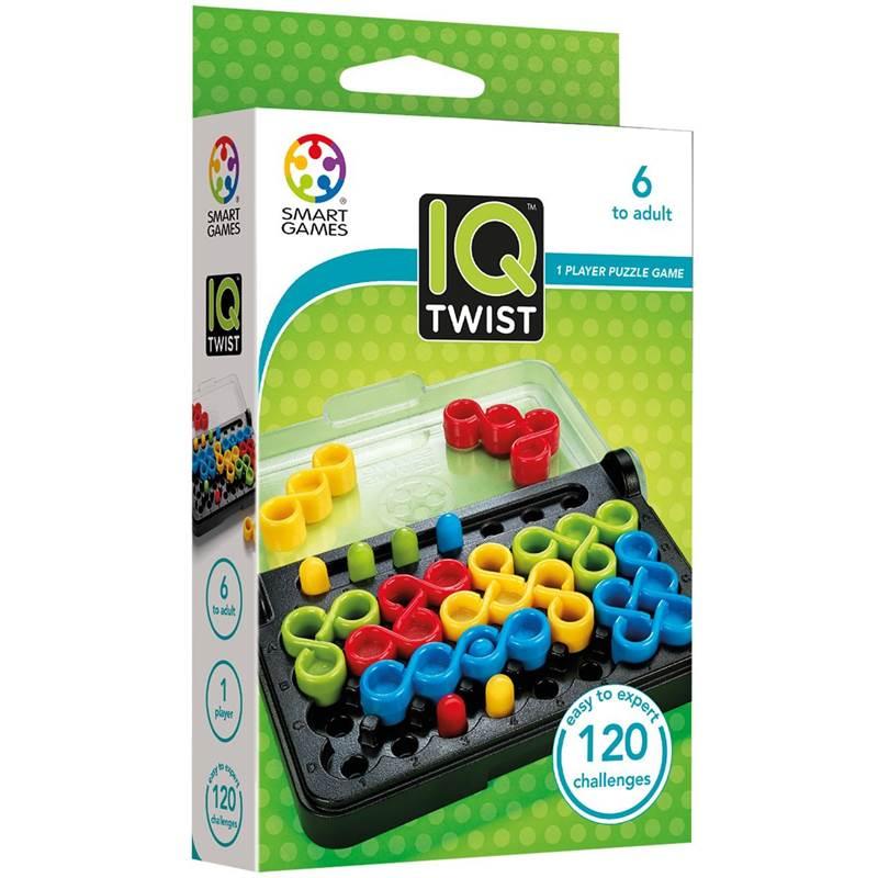 比利时smart games IQ puzzler智慧大作战 思维训练拼图 便携桌游